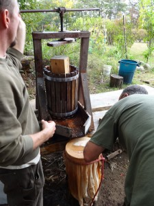 apple pressing 2013